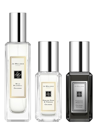 Main View - Click To Enlarge - JO MALONE LONDON - Wild Bluebell Fragrance Combining™ Trio