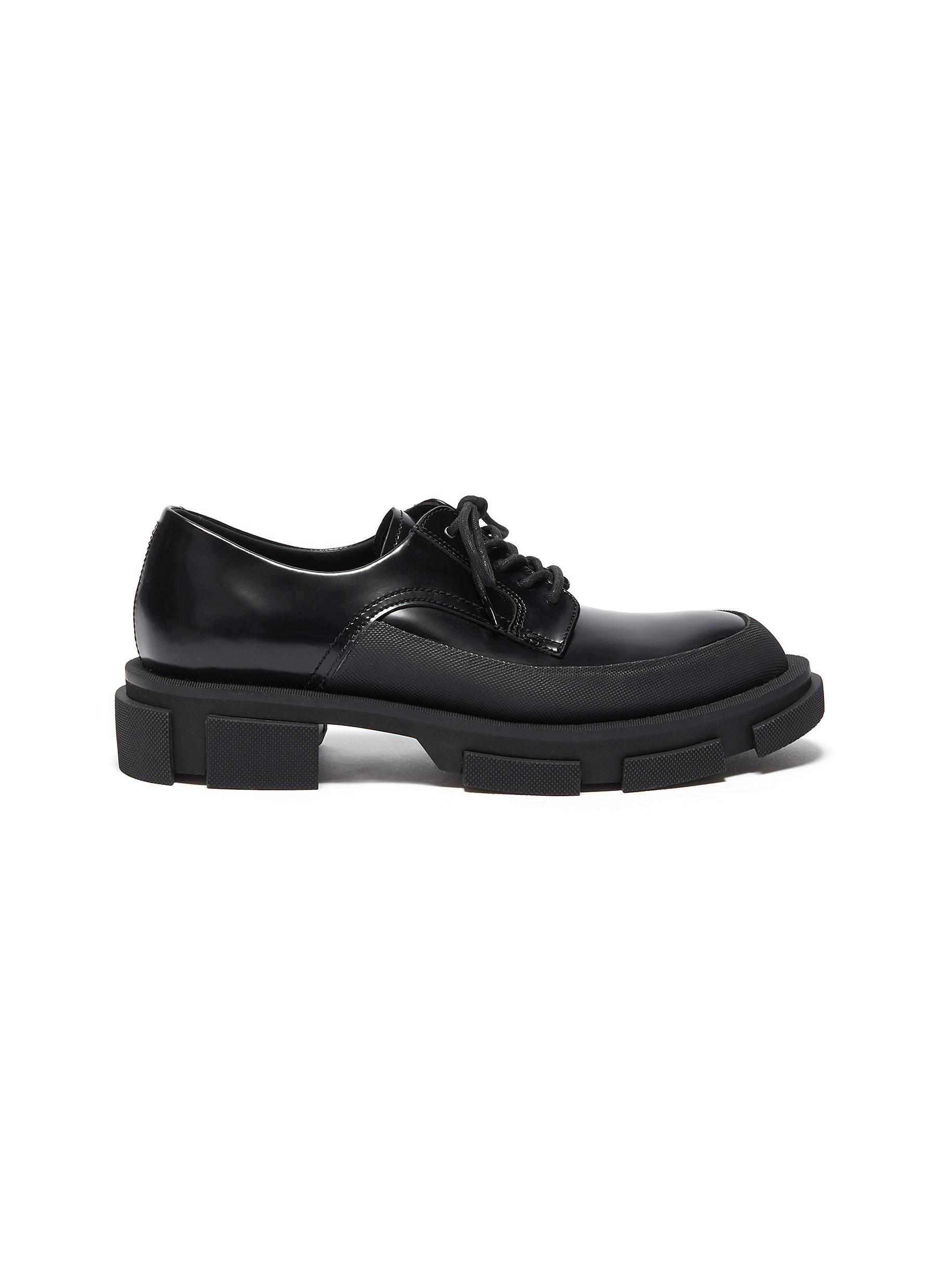 Both Flats Gao Derby leather shoes