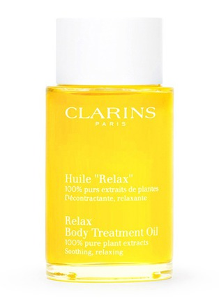 Main View - Click To Enlarge - CLARINS - Relax Body Treatment Oil 100ml