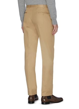 Back View - Click To Enlarge - BRIONI - Casual chino pants