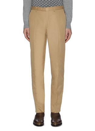 Main View - Click To Enlarge - BRIONI - Casual chino pants