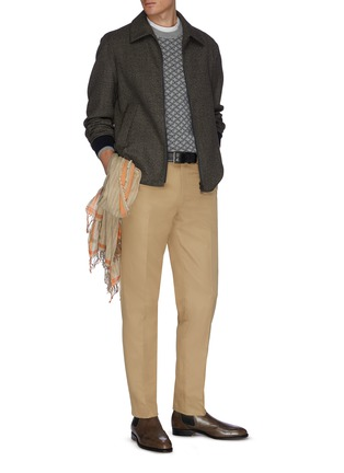 Figure View - Click To Enlarge - BRIONI - Casual chino pants