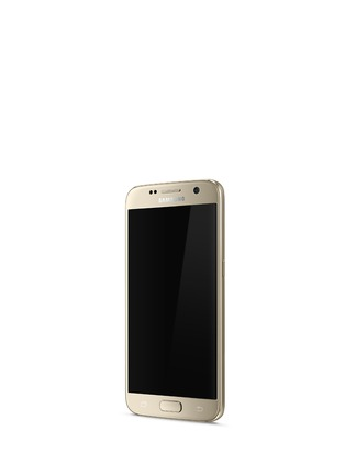 Detail View - Click To Enlarge - Samsung - Galaxy S7 32GB - Gold Platinum