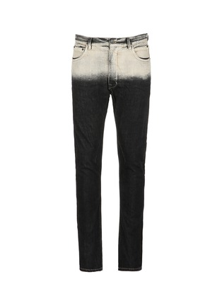 Main View - Click To Enlarge - Rick Owens DRKSHDW - 'Torrence' dégradé straight leg jeans