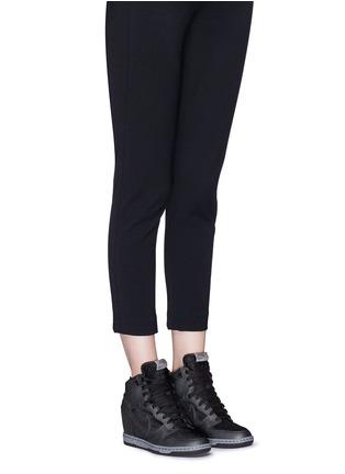 Figure View - Click To Enlarge - Nike - 'Dunk Sky Hi' concealed wedge sneakers