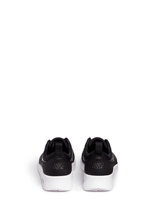 Back View - Click To Enlarge - Nike - 'Air Max Thea Premium' low top sneakers