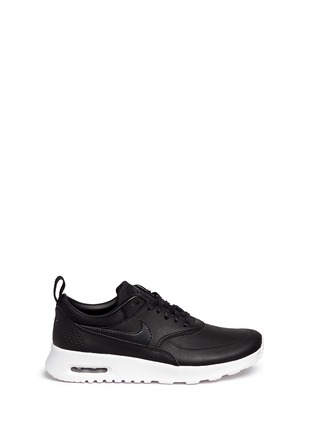 Main View - Click To Enlarge - Nike - 'Air Max Thea Premium' low top sneakers