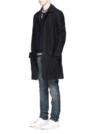 Figure View - Click To Enlarge - Maison Margiela - Washed slim fit jeans