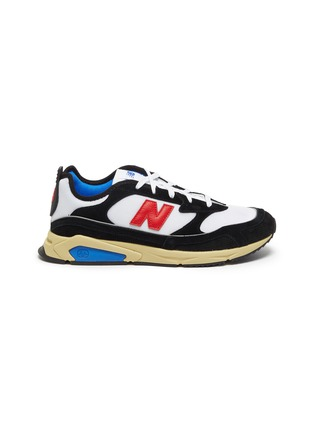 Main View - Click To Enlarge - NEW BALANCE - 'XRCS' colourblock perforated sneakers