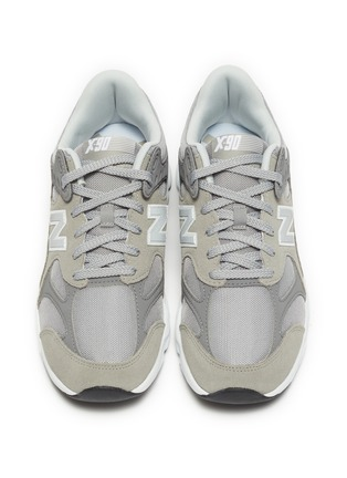 Detail View - Click To Enlarge - NEW BALANCE - 'X90T' patchwork sneakers