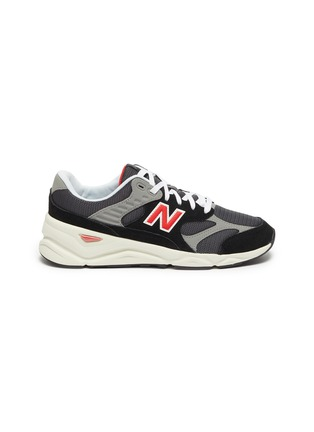 Main View - Click To Enlarge - NEW BALANCE - 'X90T' patchwork sneakers