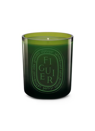 Main View - Click To Enlarge - diptyque - FIGUIER VERTE SCENTED COLOURED CANDLE 300G