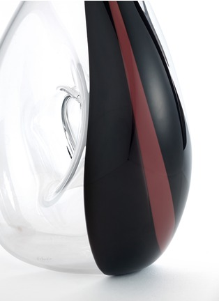 Detail View - Click To Enlarge - Riedel - BLACK TIE FACE TO FACE WINE DECANTER