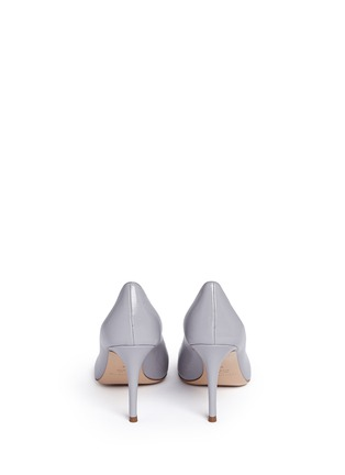 Back View - Click To Enlarge - Fabio Rusconi - 'Nataly' kid leather pumps