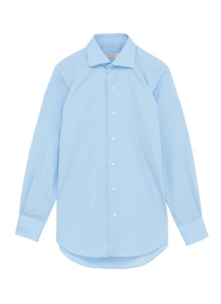 Main View - Click To Enlarge - Tomorrowland - Slim fit poplin shirt