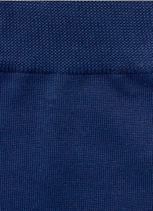 Detail View - Click To Enlarge - FALKE - 'Tiago' split sole crew socks