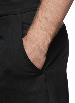 Detail View - Click To Enlarge - Haider Ackermann - Cotton pants