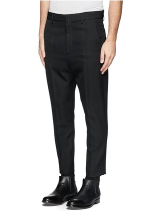 Front View - Click To Enlarge - Haider Ackermann - Cotton pants