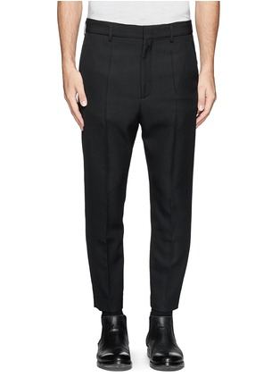 Main View - Click To Enlarge - Haider Ackermann - Cotton pants