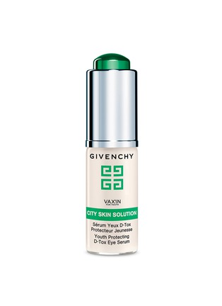 Main View - Click To Enlarge - Givenchy Beauty - Vax'In Youth Protecting D-Tox Eye Serum 15ml