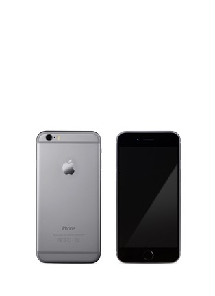 Main View - Click To Enlarge - Apple - iPhone 6s 16GB - Space Gray