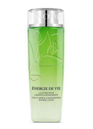 Main View - Click To Enlarge - Lancôme - Énergie De Vie The Plumping & Invigorating Intense Lotion