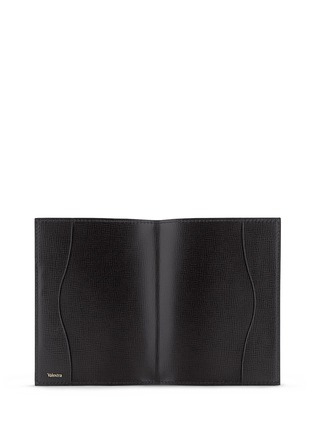 - Valextra - Leather passport holder