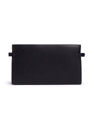 Main View - Click To Enlarge - Valextra - Leather travel accessories case