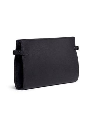 - Valextra - Leather travel accessories case