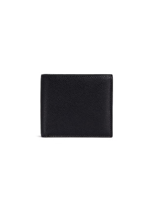 Main View - Click To Enlarge - Valextra - Leather bifold wallet
