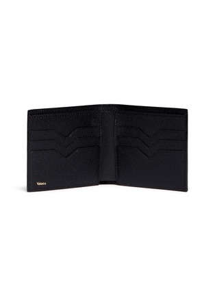 - Valextra - Leather bifold wallet