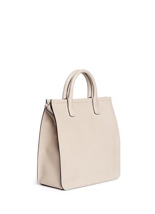 Front View - Click To Enlarge - GIORGIO ARMANI Bags - Saffiano leather shopper tote