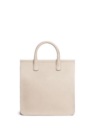 Main View - Click To Enlarge - GIORGIO ARMANI Bags - Saffiano leather shopper tote