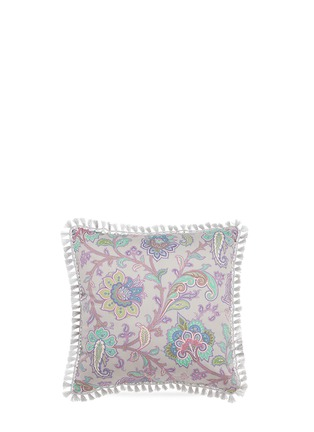 Main View - Click To Enlarge - Etro - Chambord Villandry paisley print cushion