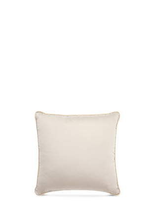 Figure View - Click To Enlarge - Etro - Dawson Whitehorse paisley print cushion