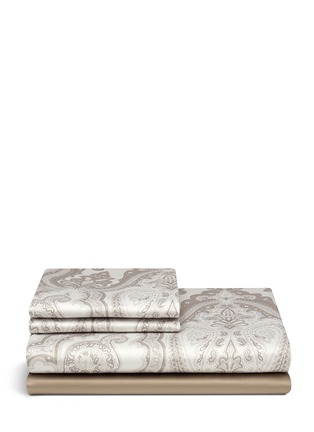 Main View - Click To Enlarge - Etro - Dawsone Klondike paisley print king size duvet set