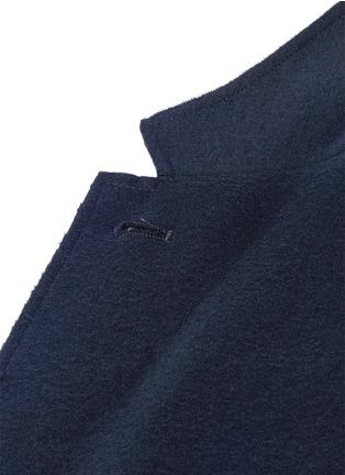 Detail View - Click To Enlarge - Lanvin - Notch lapel unlined blazer