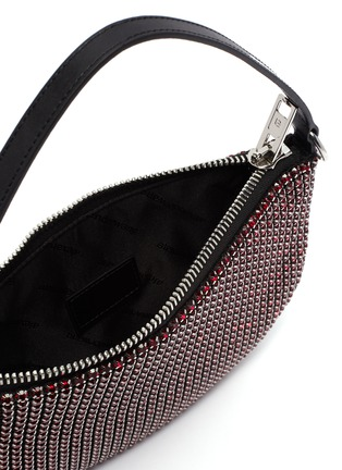 Detail View - Click To Enlarge - ALEXANDER WANG - 'Wangloc' fortune cookie bag