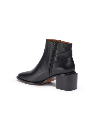 - CLERGERIE - 'Xingar' ankle leather boots