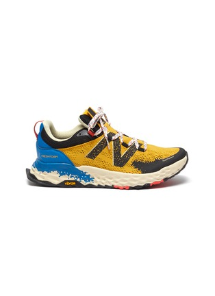Main View - Click To Enlarge - NEW BALANCE - 'Fresh Foam Hierro v5' double buckle straps sneakers