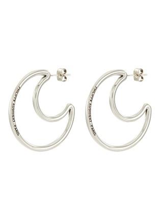 Main View - Click To Enlarge - PHILIPPE AUDIBERT - 'Lena L' hoop earrings