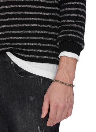 Figure View - Click To Enlarge - EMANUELE BICOCCHI - 'Byzantine' bracelet
