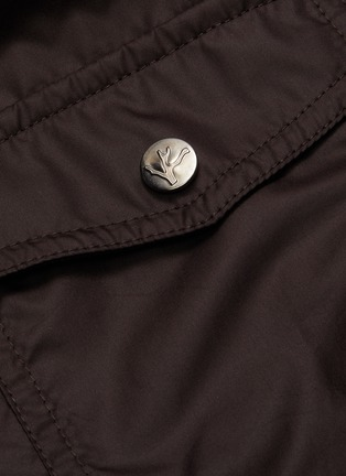 - ISAIA - Snap front jacket