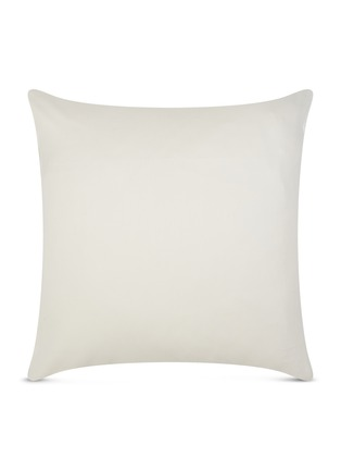 Main View - Click To Enlarge - FRETTE - Passepartout Cushion – Milk