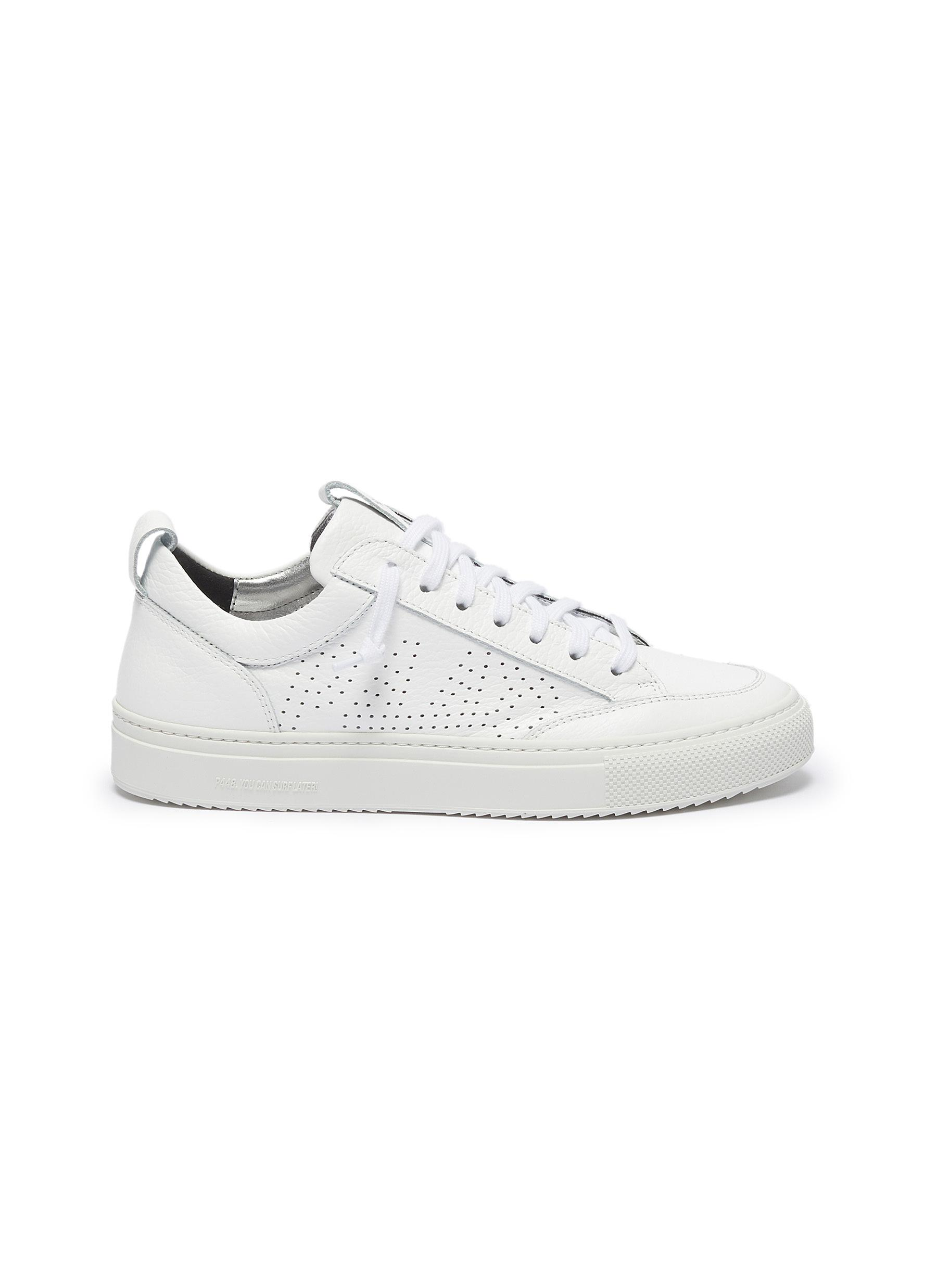 P448 Sneakers Soho leather sneakers