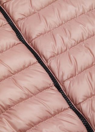 - MONCLER - 'Rubis' hooded puffer coat