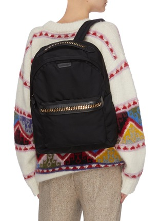 Figure View - Click To Enlarge - STELLA MCCARTNEY - ECONYL® backpack