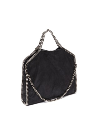 Detail View - Click To Enlarge - STELLA MCCARTNEY - 'Falabella' three chain leather tote