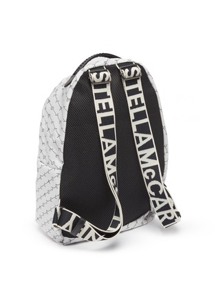 Detail View - Click To Enlarge - STELLA MCCARTNEY - Logomania ECONYL® backpack