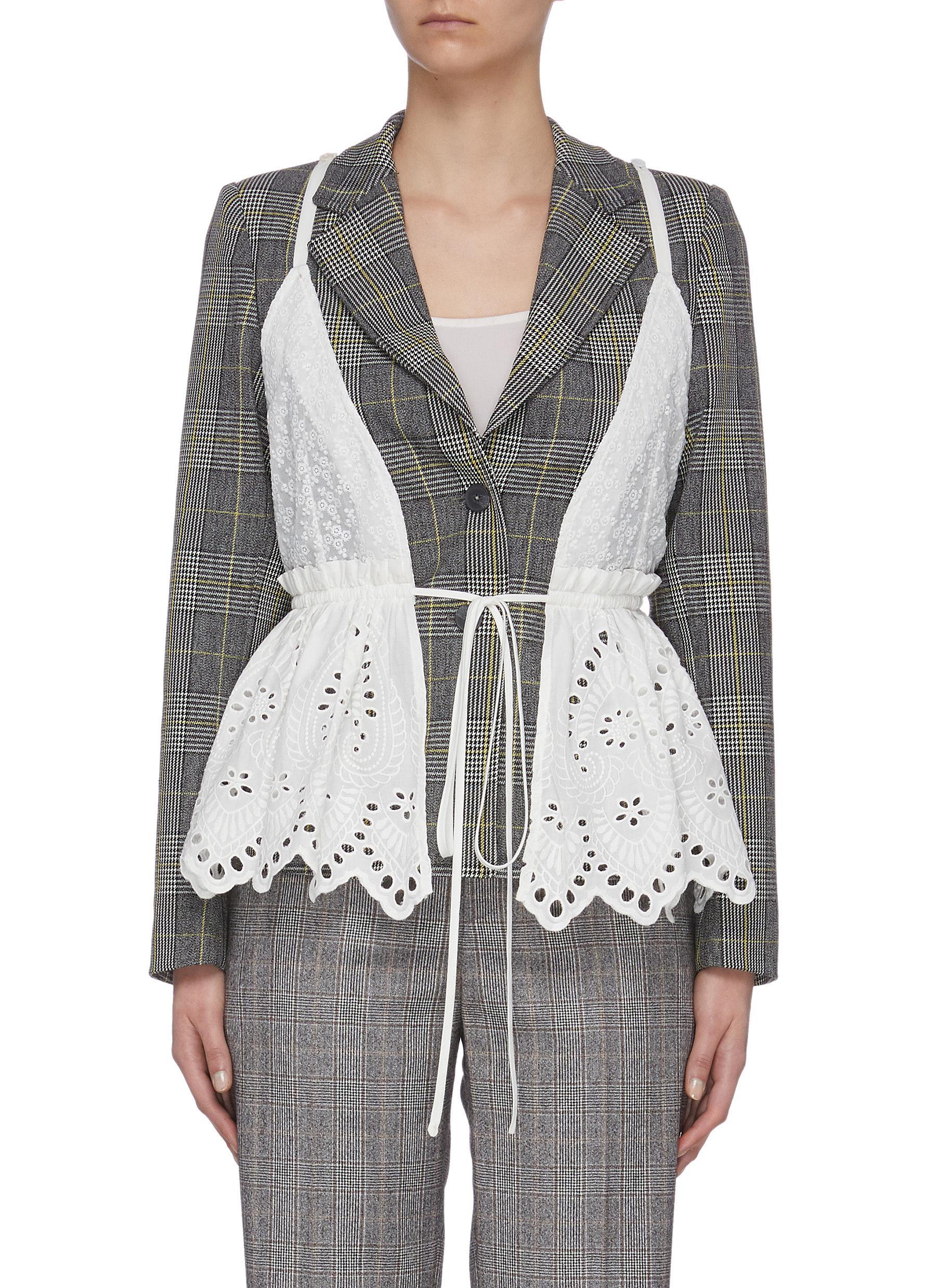 Buy Jonathan Liang Blazers 'Slinger' Layer Jacket